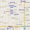 祇園祭の屏風祭。地図や場所の情報。