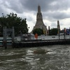 バンコクに行ったら、チャオプラヤー川の船に乗ろう!