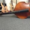 ウッドベースの指板にシールをつけてみると驚くべきことに!!/ You Will Be Stunned  By Putting Dots on the Fingerboard of the Double Bass!!