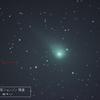 微かなイオンテイル 2015V2 ジョンソン彗星 5/17