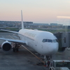 JAL137便(羽田→伊丹)搭乗記。東海道夜間飛行のBGMは「JET STREAM」