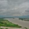 「ゴールデン トライアングル」三角地帯をもう一つの小高い丘の上「ワット プラタートプーカオ」から見る!!