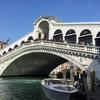 【冬のイタリア旅行記11】ベネチアングラス工房とリアルト橋