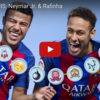 バルセロナ公式YouTubeチャンネルがたまにYouTuberっぽくておもろい