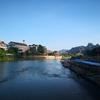 視察②その3 東南アジア最後の桃源郷バンビエンへ