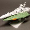 メカコレ 宇宙戦艦ヤマト2199 No.07 ククルカン級宇宙駆逐艦