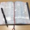 先週(1/9~1/15)のジブン手帳