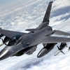 F16超低空飛行訓練 動画