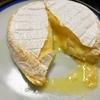 1g1秒レンジdeカマンベールチーズの作り方~熱々とろり~