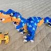 【6歳息子・誕生日プレゼント】LaQダイナソーワールド・ディノキングダムになりました。