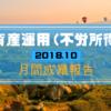 資産運用(不労所得)の月間成績報告【2018.10】