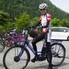 電動アシスト自転車で参加できます!