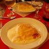 #186 モン・サン・ミッシェルで名物オムレツを食べてみた。(2007.8)