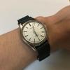 セイコーロードマチック5601-9001 春秋冬と普段使いできる国産オールド時計