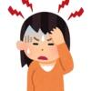 母と息子、同時間帯に頭が痛くなる