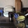 水切りカゴを使わない食器の乾かし方