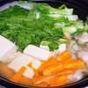 鶏肉の出汁をしっかり堪能できる水炊き鍋