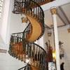 【謎】聖ヨセフの支柱の無い螺旋階段⁉