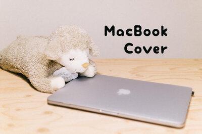 【MacBookを買い替えたみたい!】新しいハードケースに取り替えてみました。[さらさら&すべすべ]