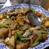幸運な病のレシピ( 1654 )夜:酢豚、ニラ卵焼き、汁