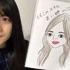 2019年4月12日の「のぎおび」に大園桃子さんがすっぴんで登場!