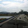 祇園大橋の南のバス停