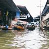 タイに行ってきた。(4)〈ダムヌンサドゥアック水上マーケット後編〉