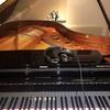 ピアノスタジオ録音