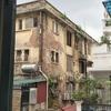 隔離生活 8日目 建築物もベトナムを感じさせてくれます