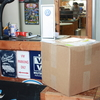 荷物が到着しました・・杉島ブログです。