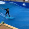 「スポル品川大井町」都心で人工波サーフィン