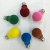 幻想的な光を放つ「パイル電球」!