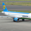 【セントレア】冬休みもウズベキスタン航空がチャーター便運航!