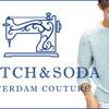 スコッチ&ソーダ SCOTCH&SODA ボタンシャツ 半袖  メンズ水着