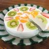 【牛乳寒天ケーキ】レンジだけで簡単可愛いフォトジェニックスイーツ!