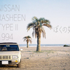 ぼくの好きな車( NISSAN RASHEEN TYPE Ⅱ 1994 )