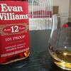 【結構辛い】エヴァンウィリアムス12年をレビュー!【新築の家の香り】