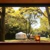 リニューアルする「癒しの森ゆーかむ」飲食スペース