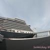 【Queen Elizabeth】ついに下船日 横浜に戻ってきたよ!【クイーン・エリザベス 2019乗船ブログ㊴】