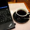 今日の1枚 ~仕事帰りにカフェで~