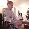 【猫の日】ケイト・マッキノンと愛猫のニノのお話