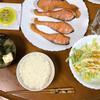 鮭の塩焼きを夕食に決定 ライター営業は続けるか検討中