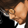 【似顔絵】小島秀夫:不可能を可能にしてきた男【ゲームデザイナー】