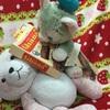 お菓子の詰め合わせ当選(≧∇≦)!!真っ赤なGhanaキャンペーン☆*:.。. o(≧▽≦)o .。.:*☆
