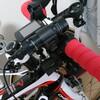 あおり・事故対策  自転車(ロードバイク)にドライブレコーダーを付ける話