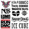 【Design】シンボルとしてのロゴを持つロックバンドと、ロゴを持たないラッパー