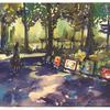 絵画の展示会
