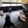 月曜日昼キッズ、フルタイムキッズ柔術クラス、一般柔術クラス。