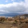 パワースポット「石割神社」へ、山中湖北岸を歩く周回ルート@石割山 2018.10.28