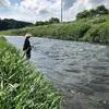 鮎釣りのポイント